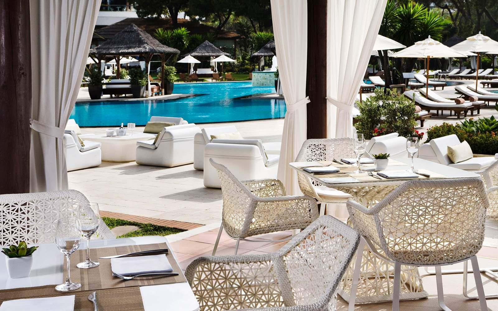 Hotel Gran Melia Don Pepe Bardot Restaurant