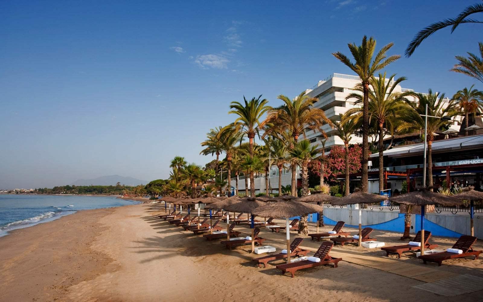 Hotel Gran Melia Don Pepe - Beach