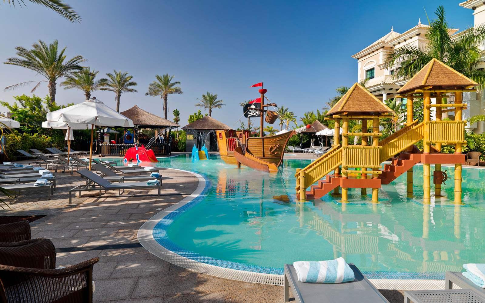 Gran Melia Palacio De Isora - children's pool