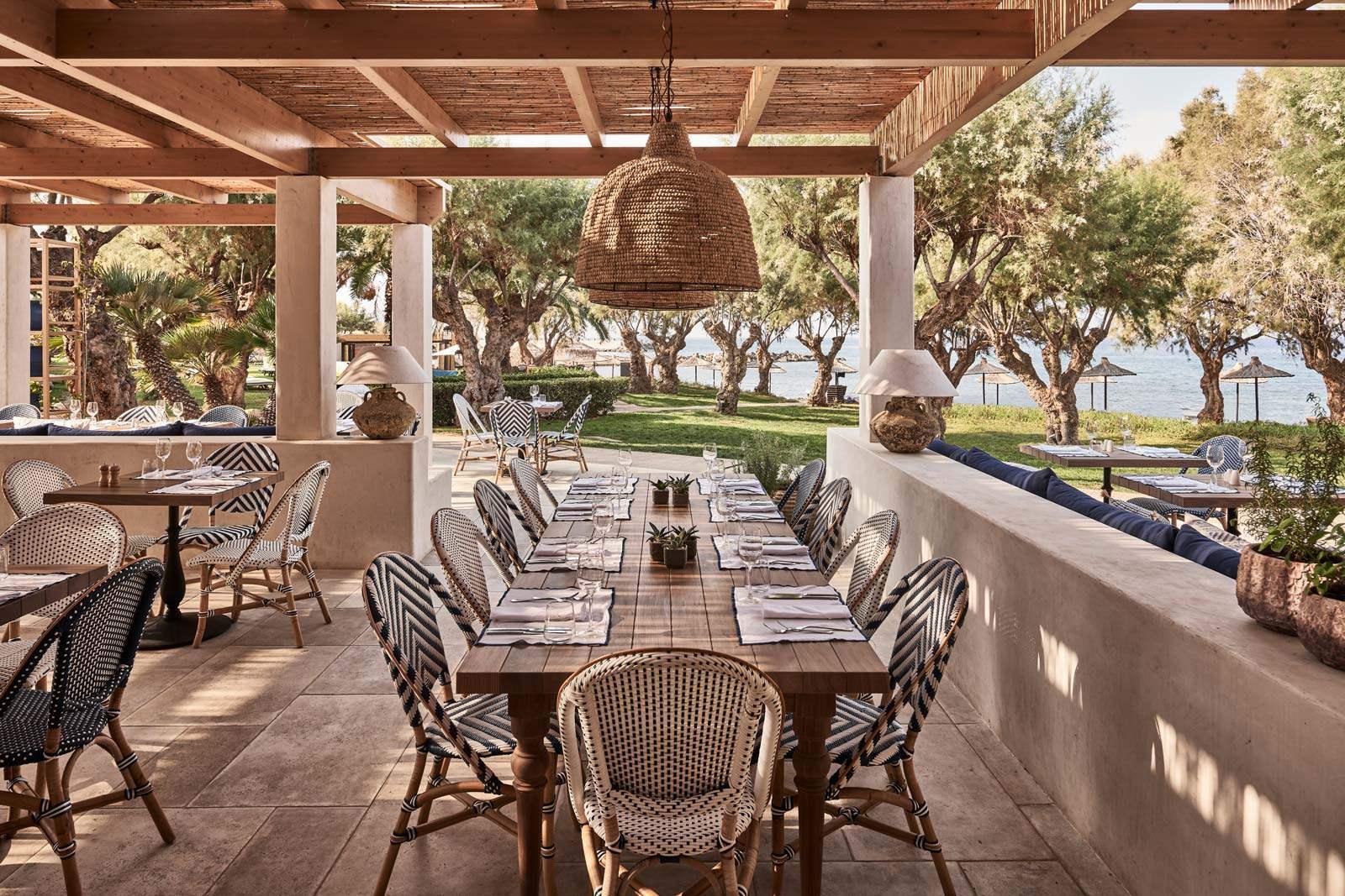Cretan Malia Park Almyra Restaurant