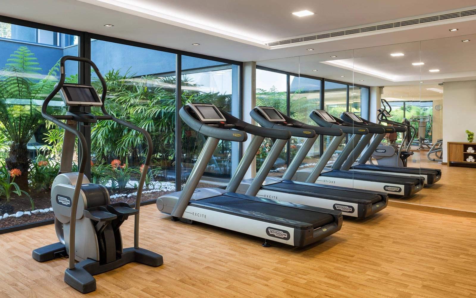 Sheraton Cascais Resort Fitness Area