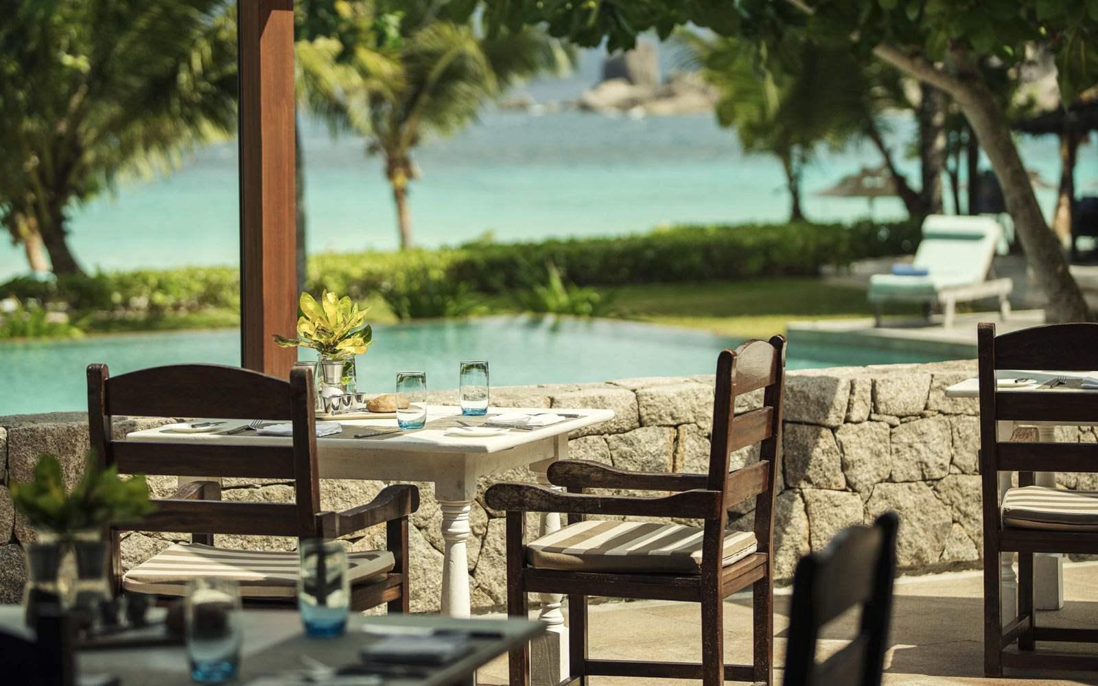 Four Seasons Seychelles - Kannel Restaurant