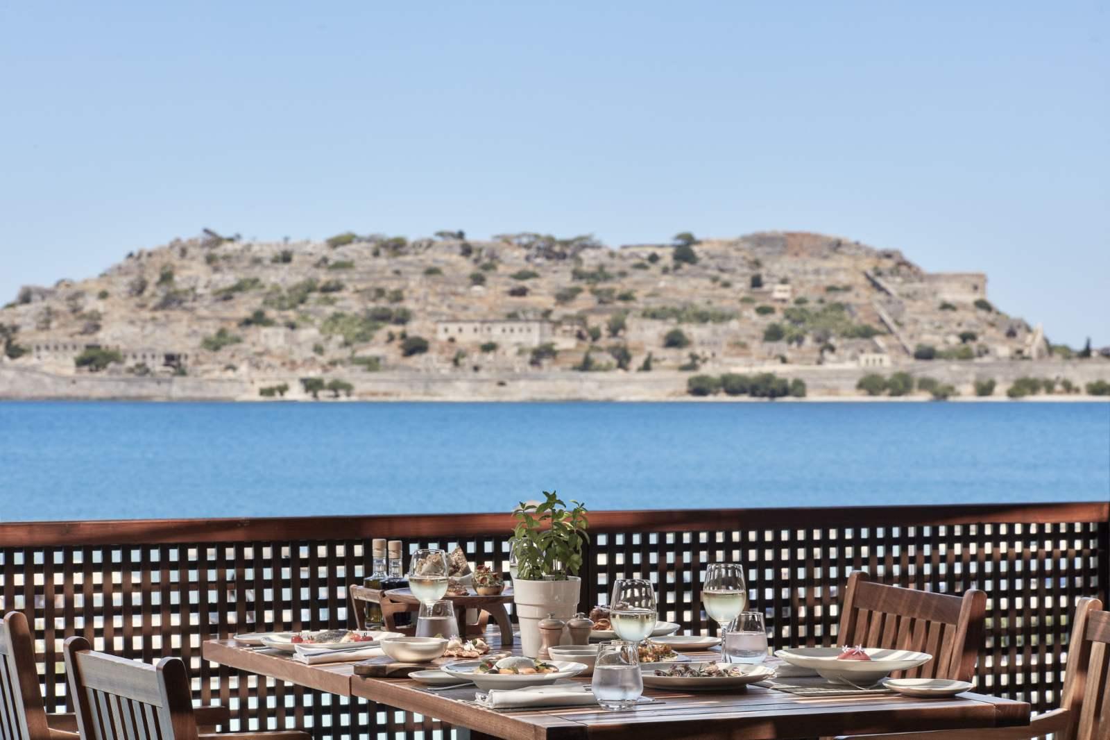 Blue Palace Isola Restaurant