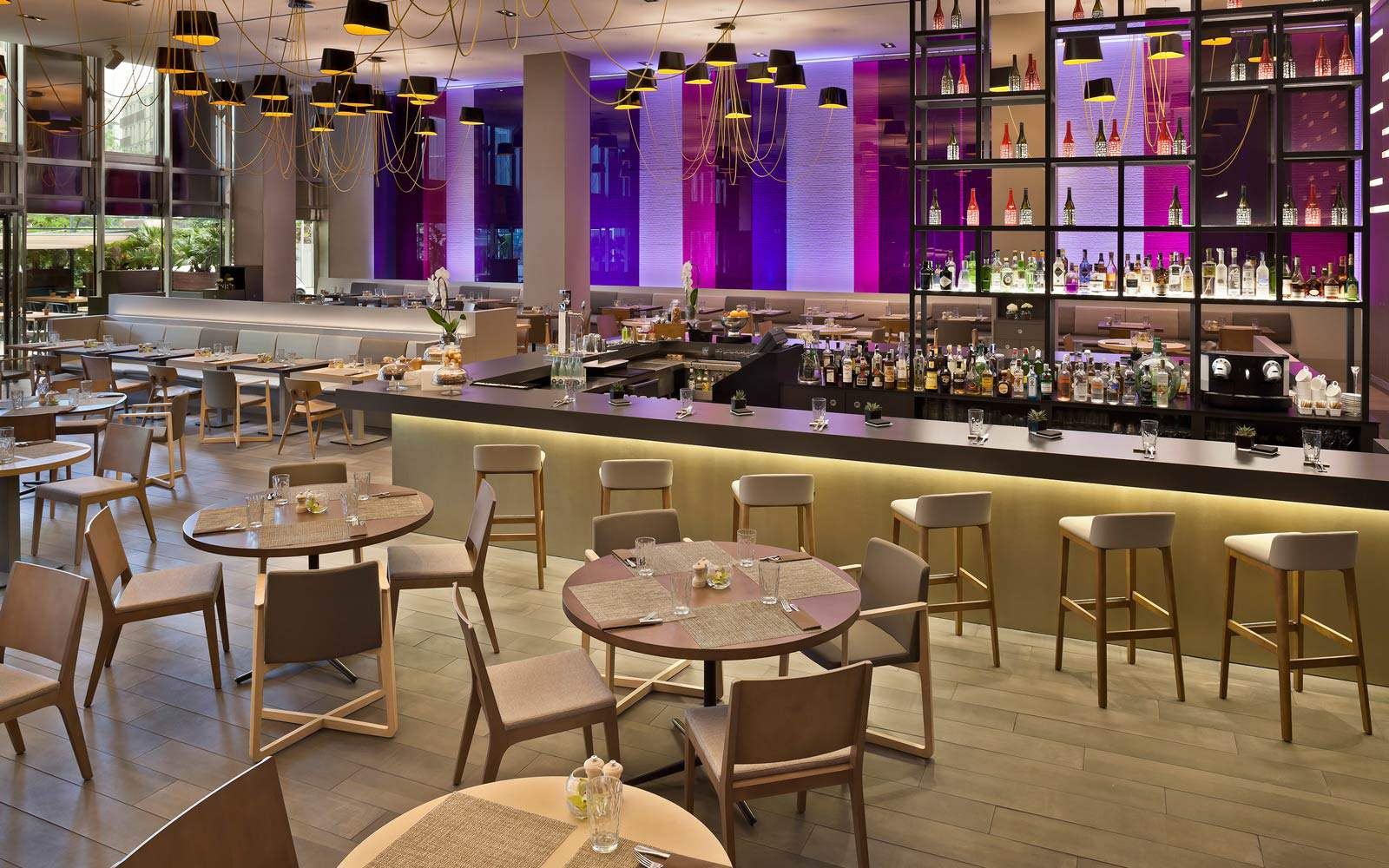 Melia Sky Barcelona - Merkado Restaurant