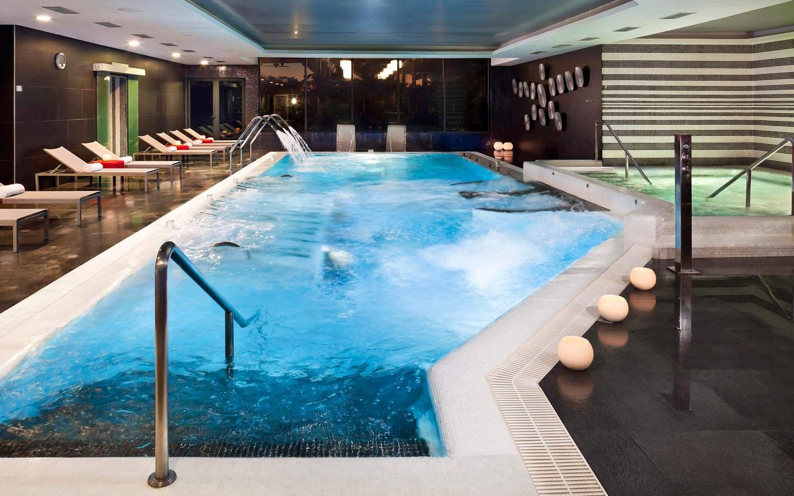 Gran Melia Palacio De Isora - indoor pool