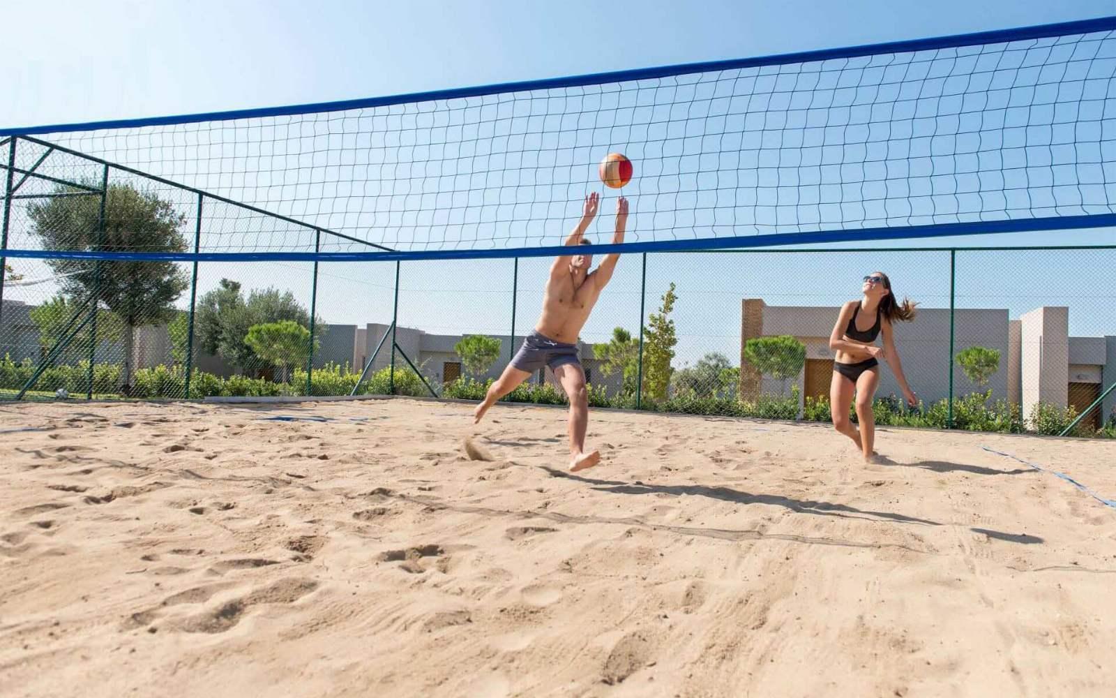 Ikos Olivia  - sports activities