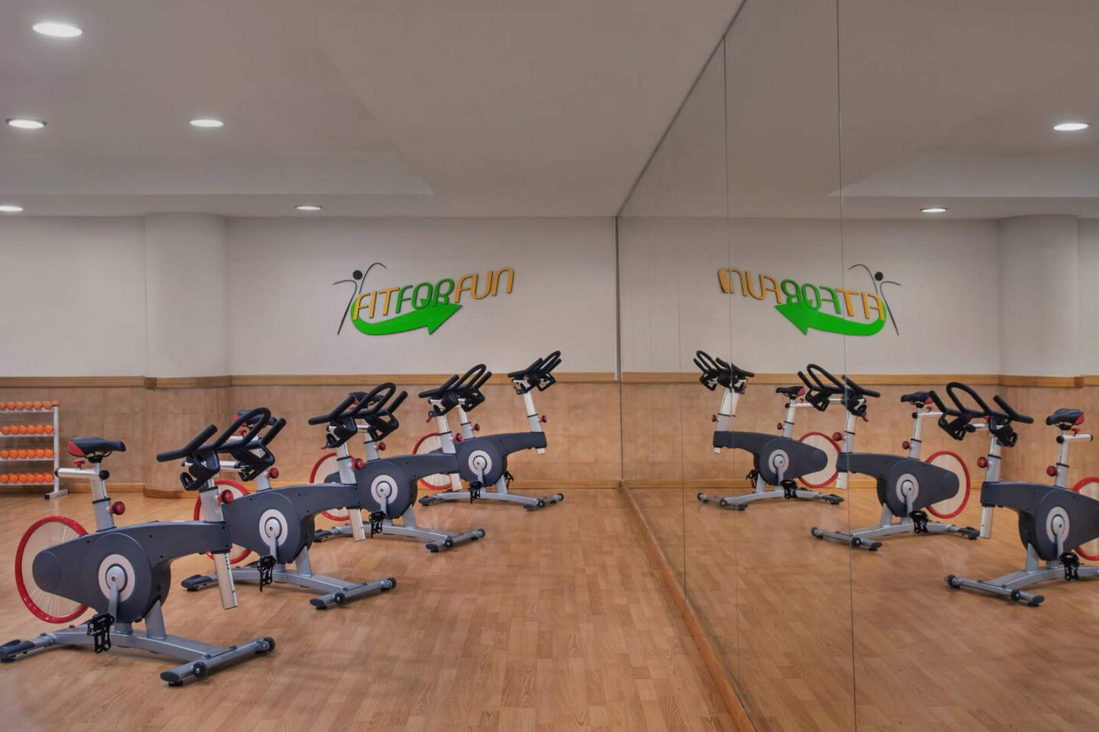 Marriott's Marbella Beach Resort - Fitness Centre