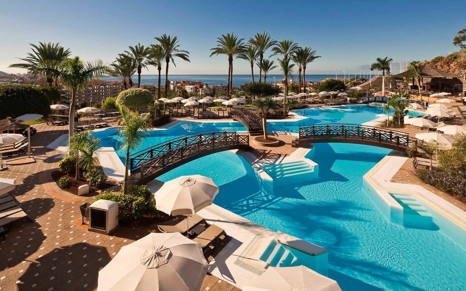 Melia Jardines del Teide - swimming pool