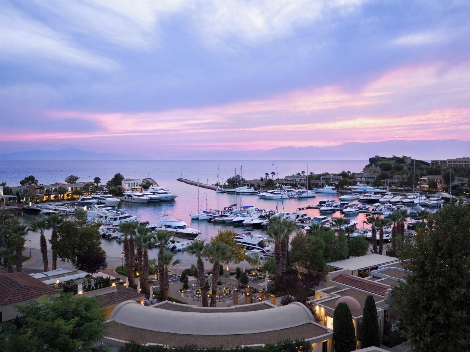 Sani Resort - Marina
