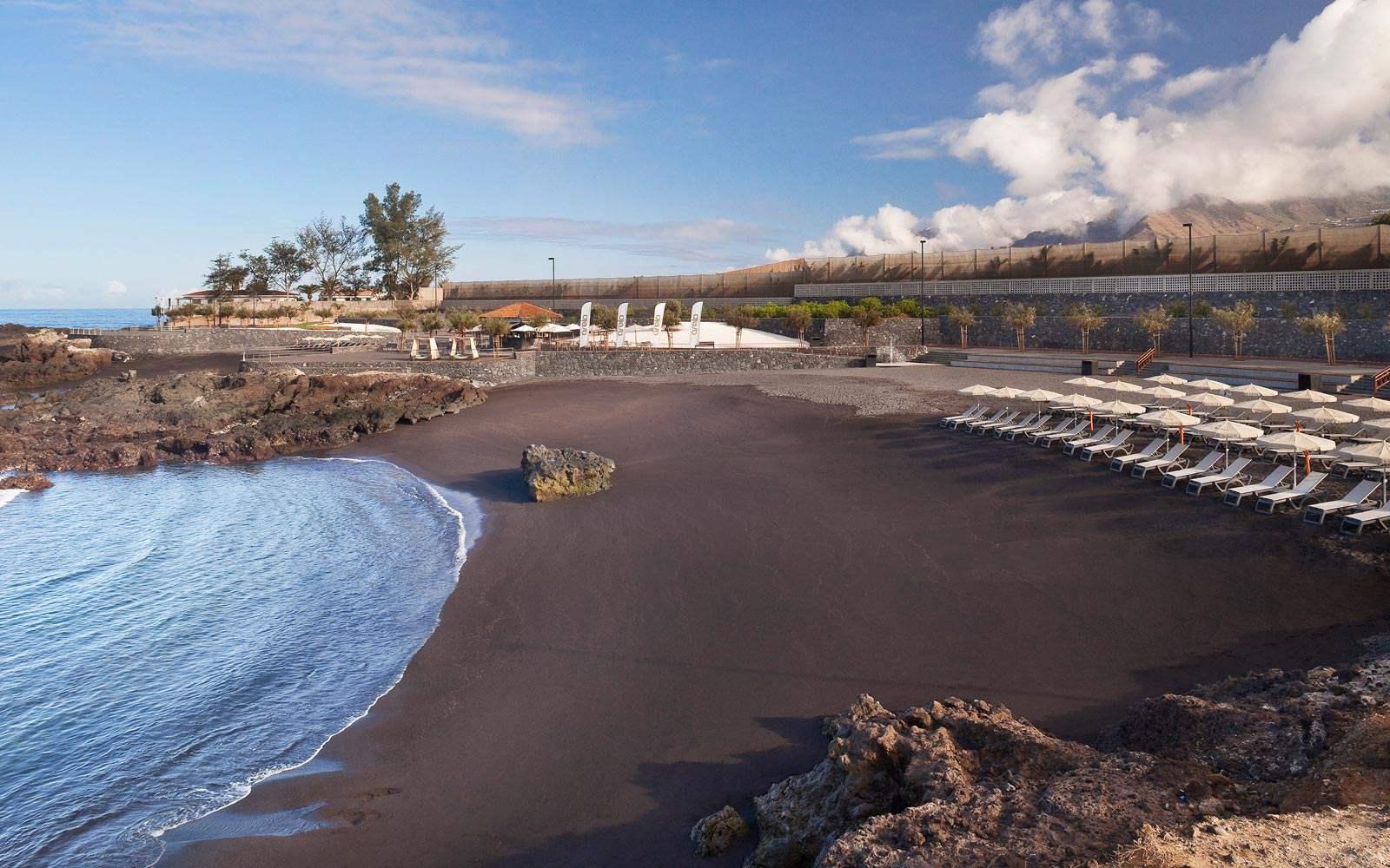 Gran Melia Palacio De Isora - beach