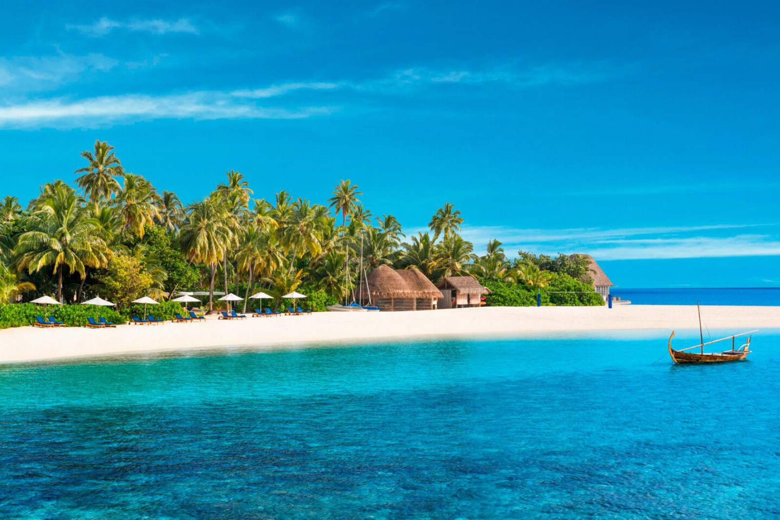 W Maldives - Fire Beach