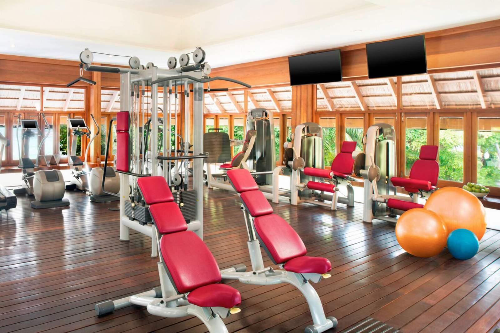W Maldives - Fitness Area