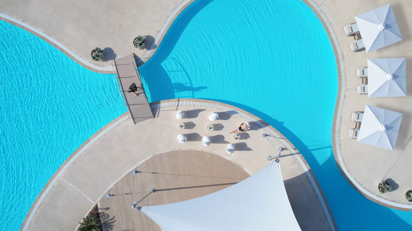 Sani Dunes Swimming Pool
