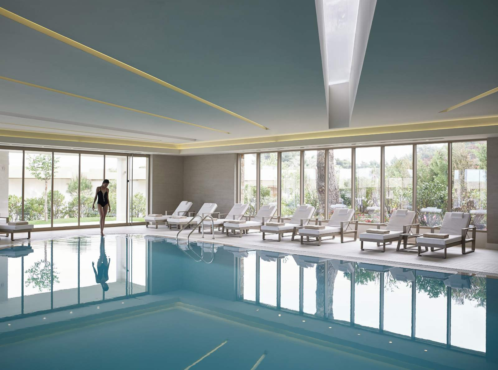 Sani Club Spa Indoor Pool
