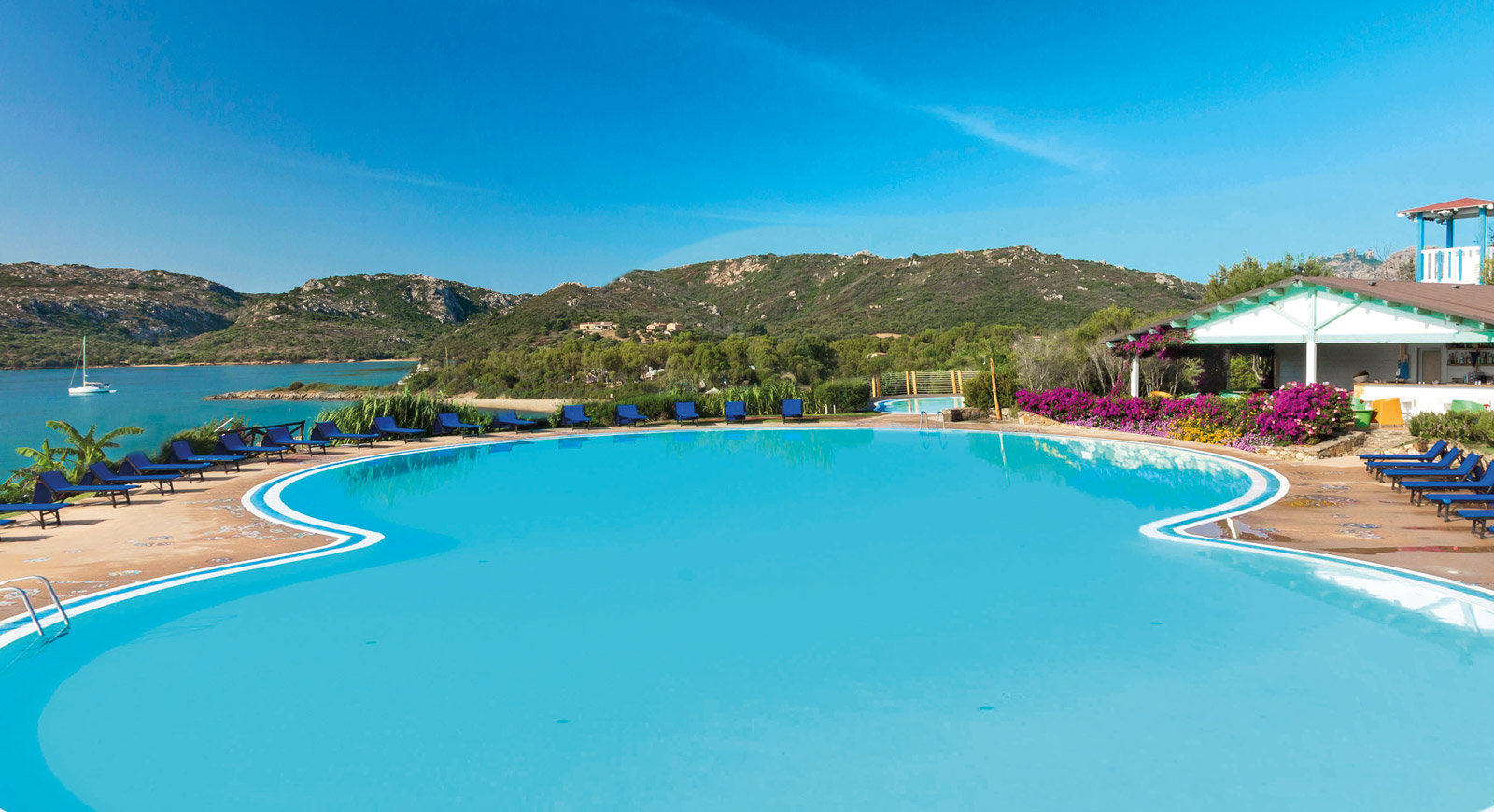 Swimming Pool at Park Hotel & Spa Cala di Lepre
