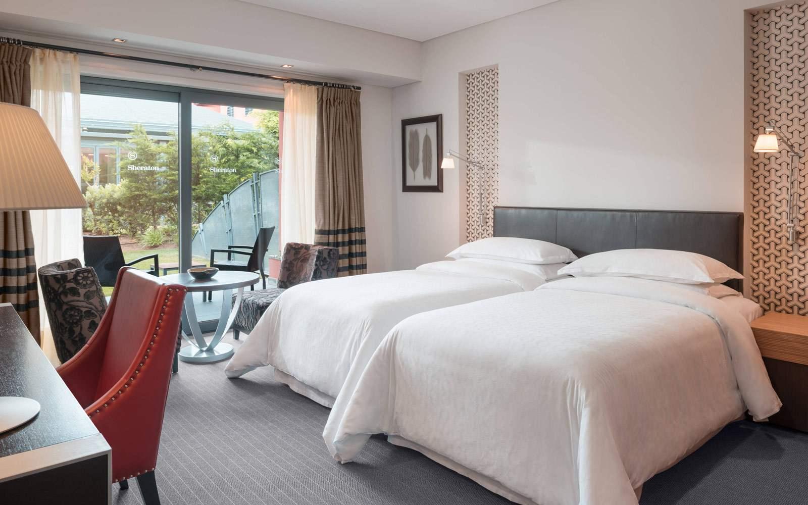 Sheraton Cascais Resort Deluxe Room