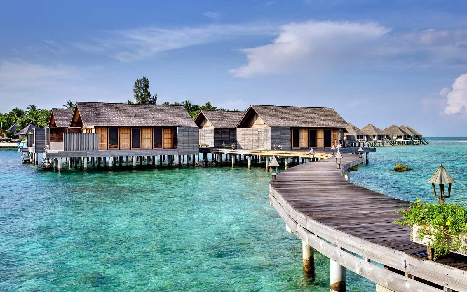 Overwater Deluxe Villas