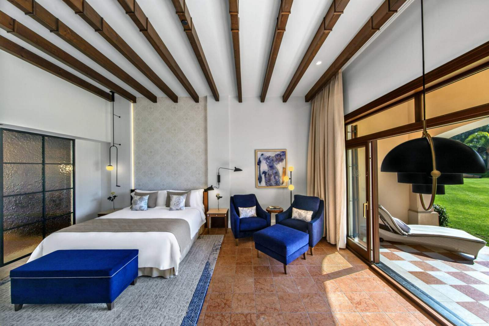 St. Regis Mardavall Resort - Grand Deluxe Room, Garden Access