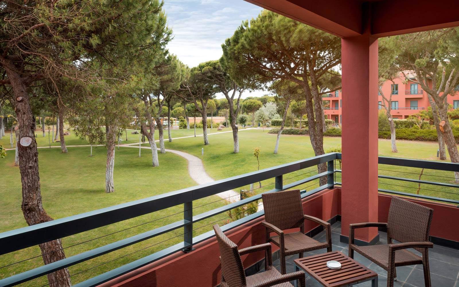 Sheraton Cascais Resort Deluxe Room Terrace