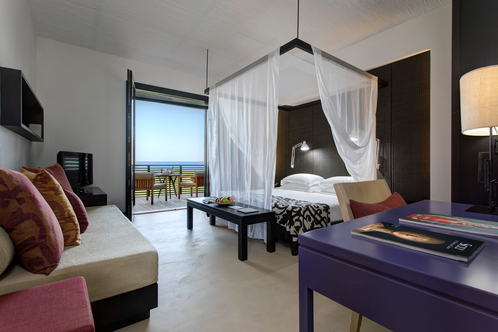 Verdura Resort Deluxe Room