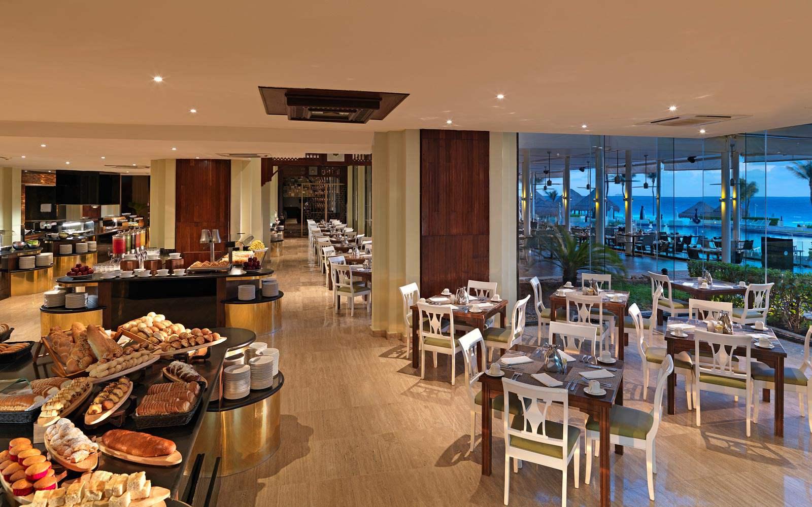 Melia Paradisus Cancun Naos Restaurant