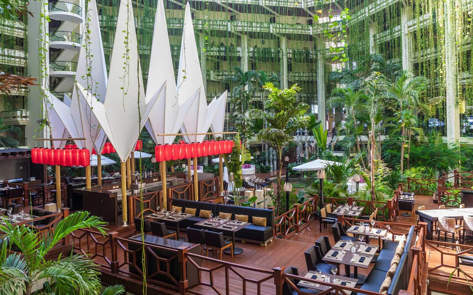 Melia Paradisus Cancun Bana Restaurant