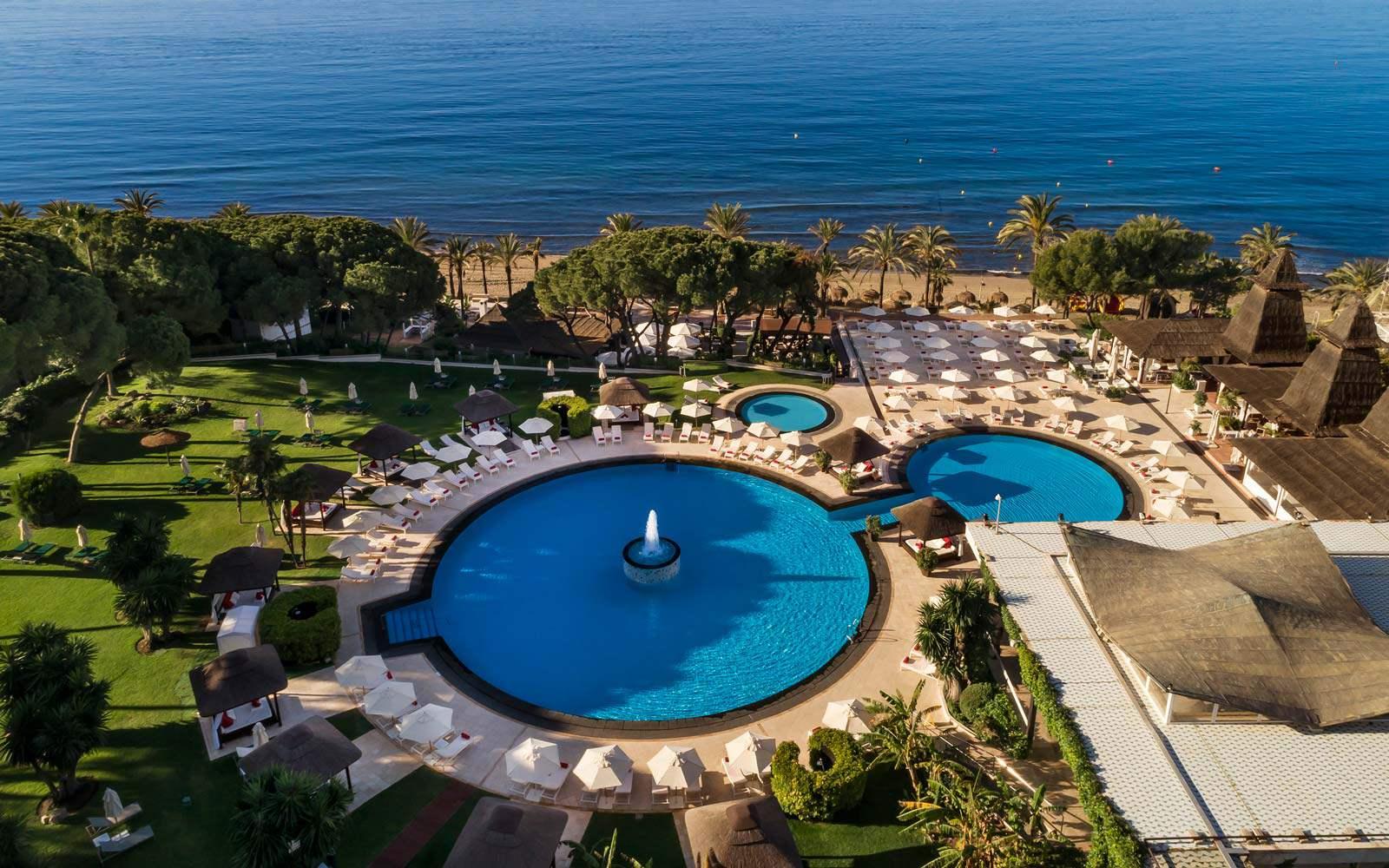 Hotel Gran Melia Don Pepe