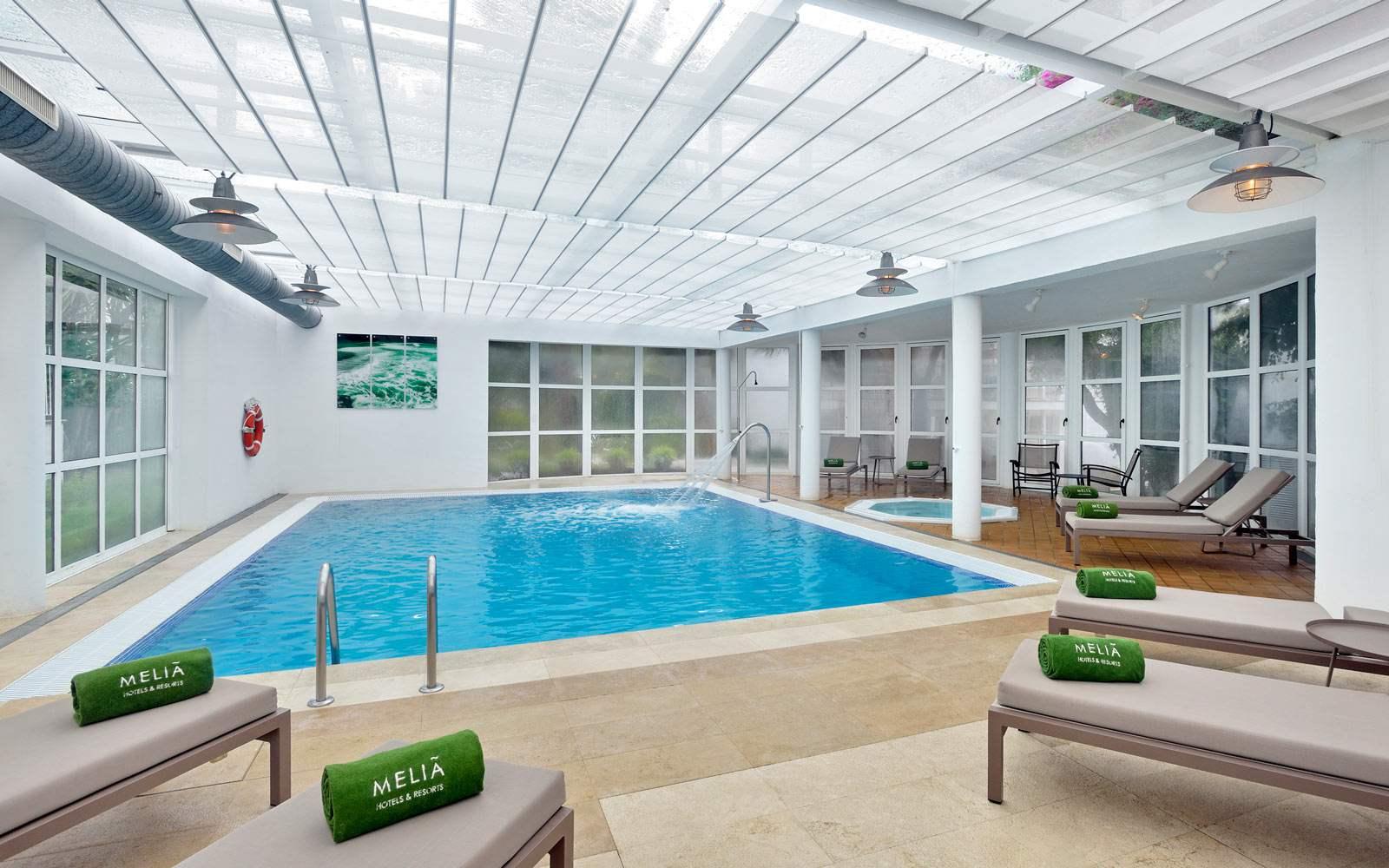 Indoor pool - Melia Cala D'Or