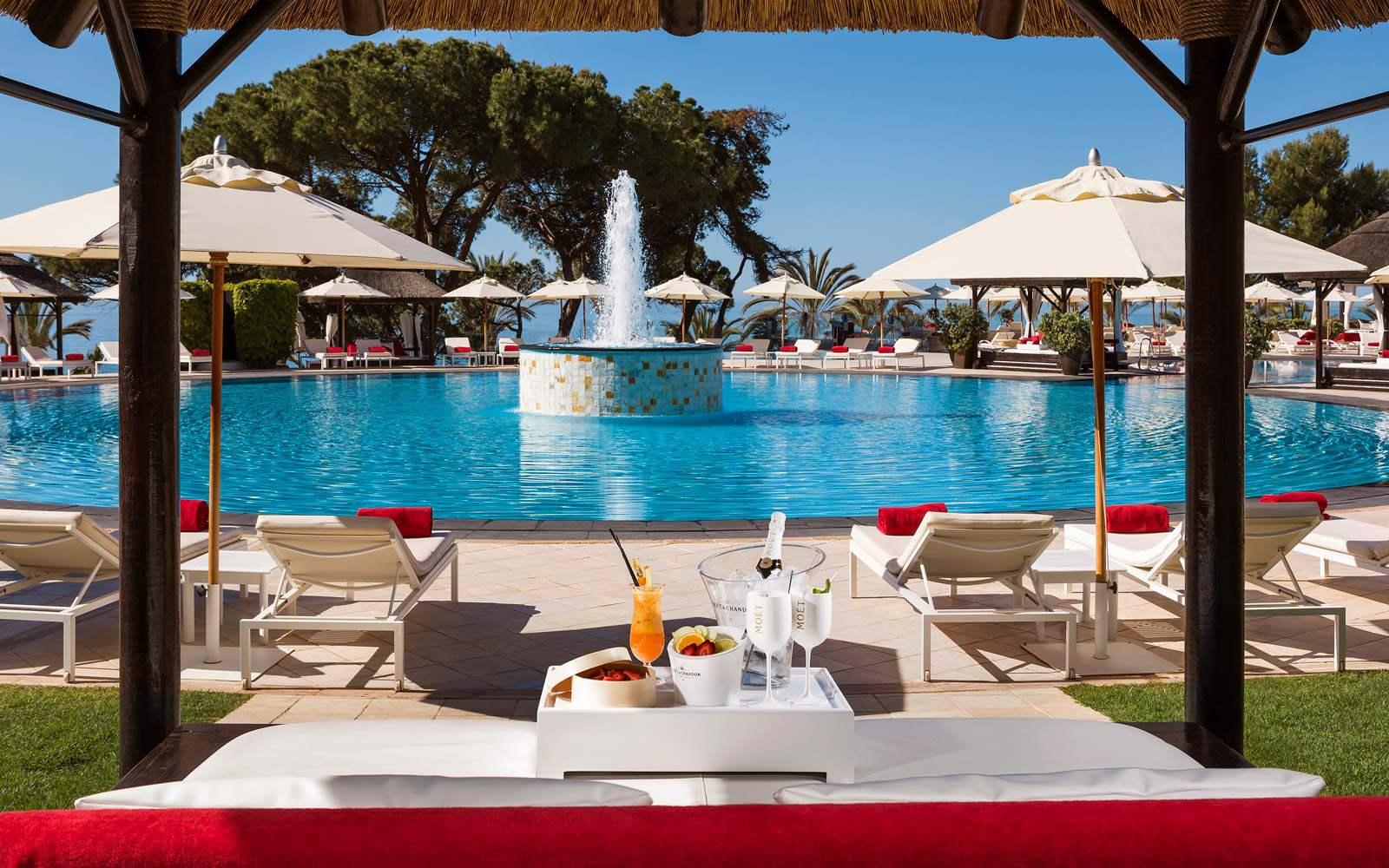 Hotel Gran Melia Don Pepe - Bali beds