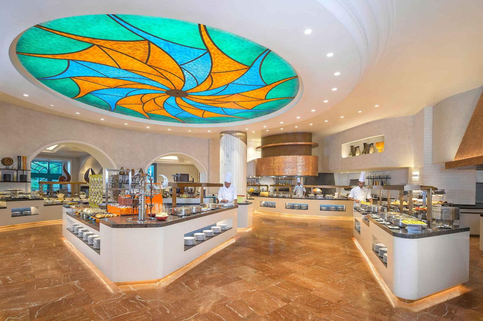 Atlantis, The Palm - Kaleidoscope Restaurant