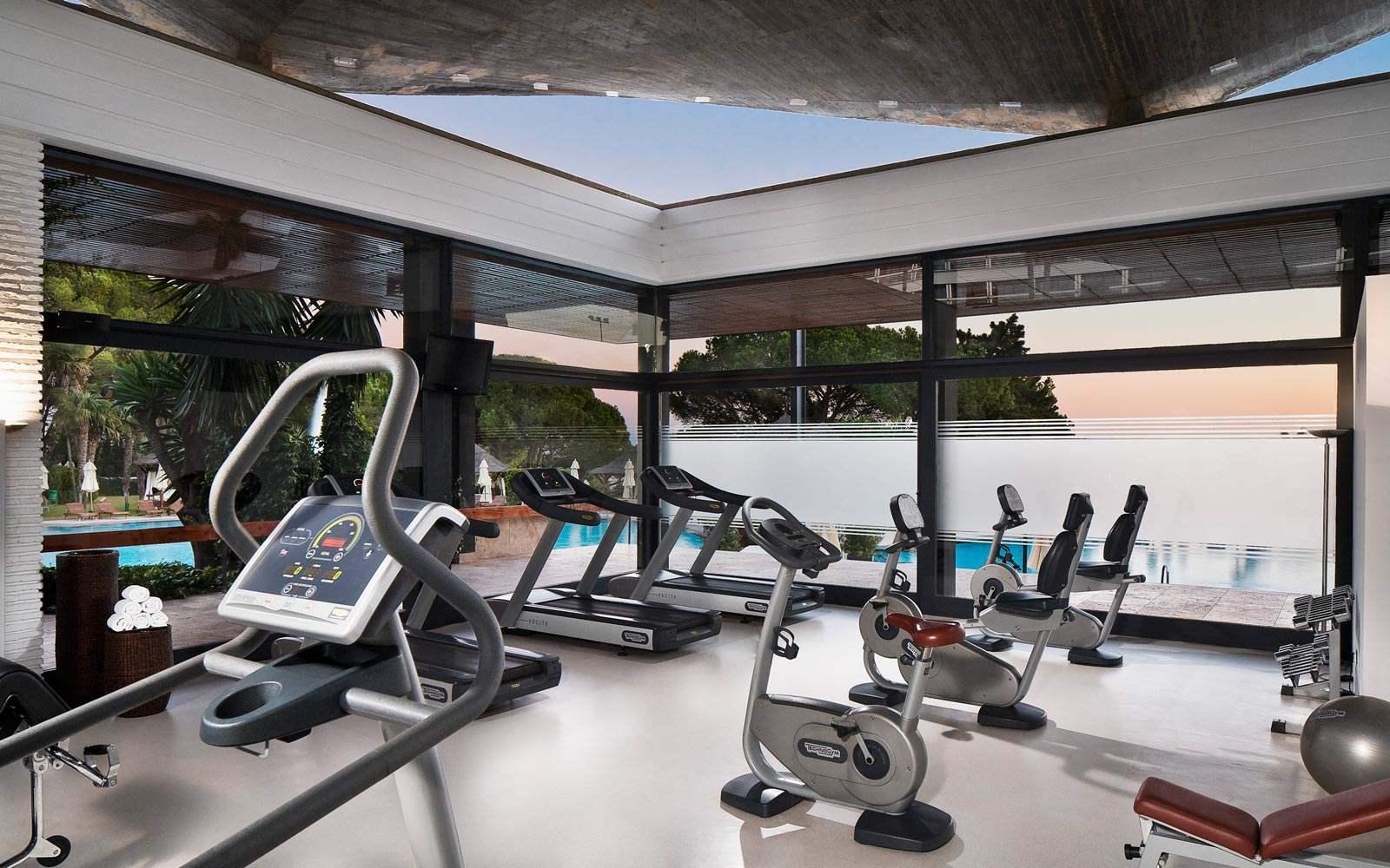 Hotel Gran Melia Don Pepe - Fitness centre