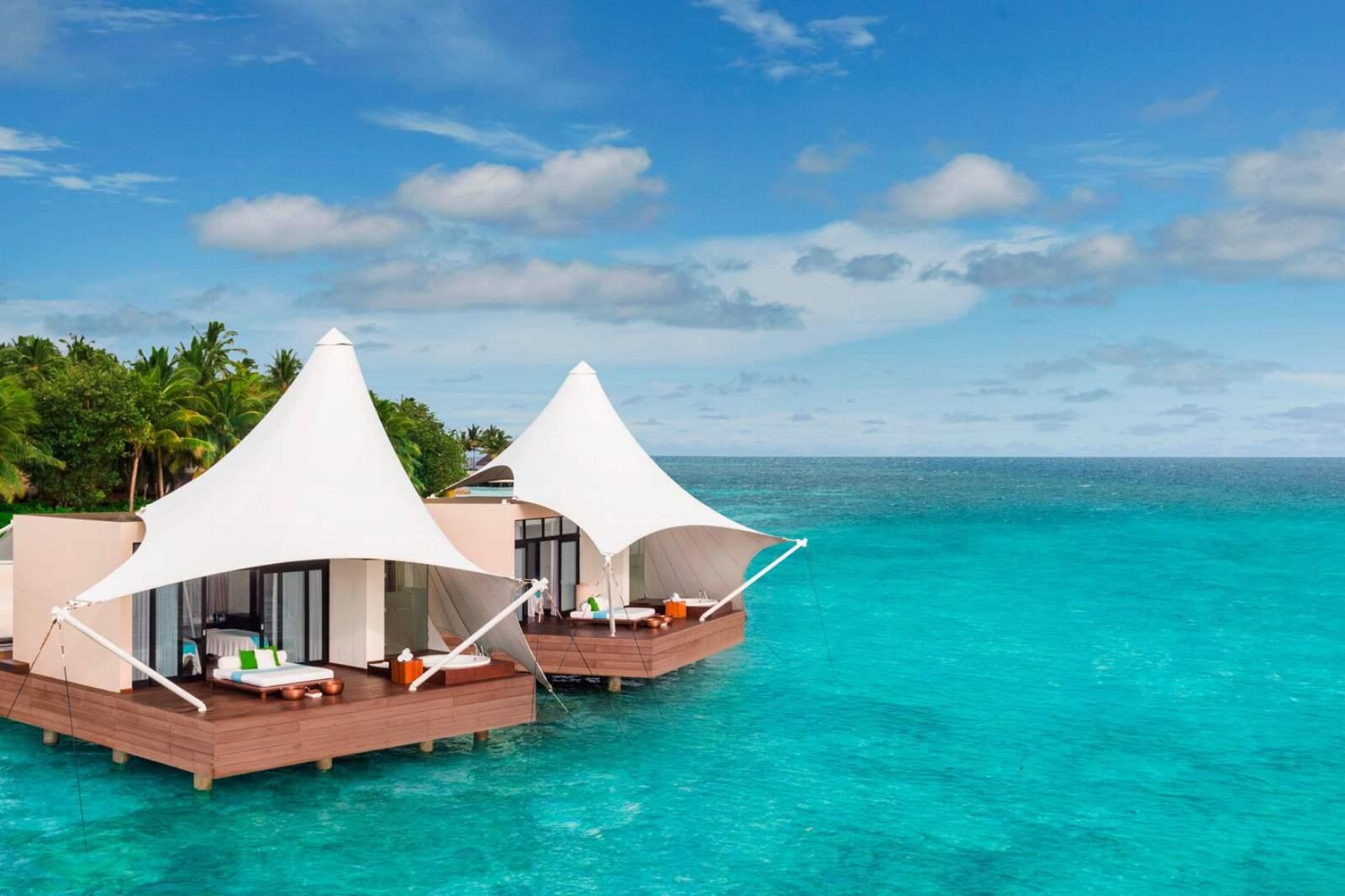 W Maldives - AWAY Spa Treatment Rooms