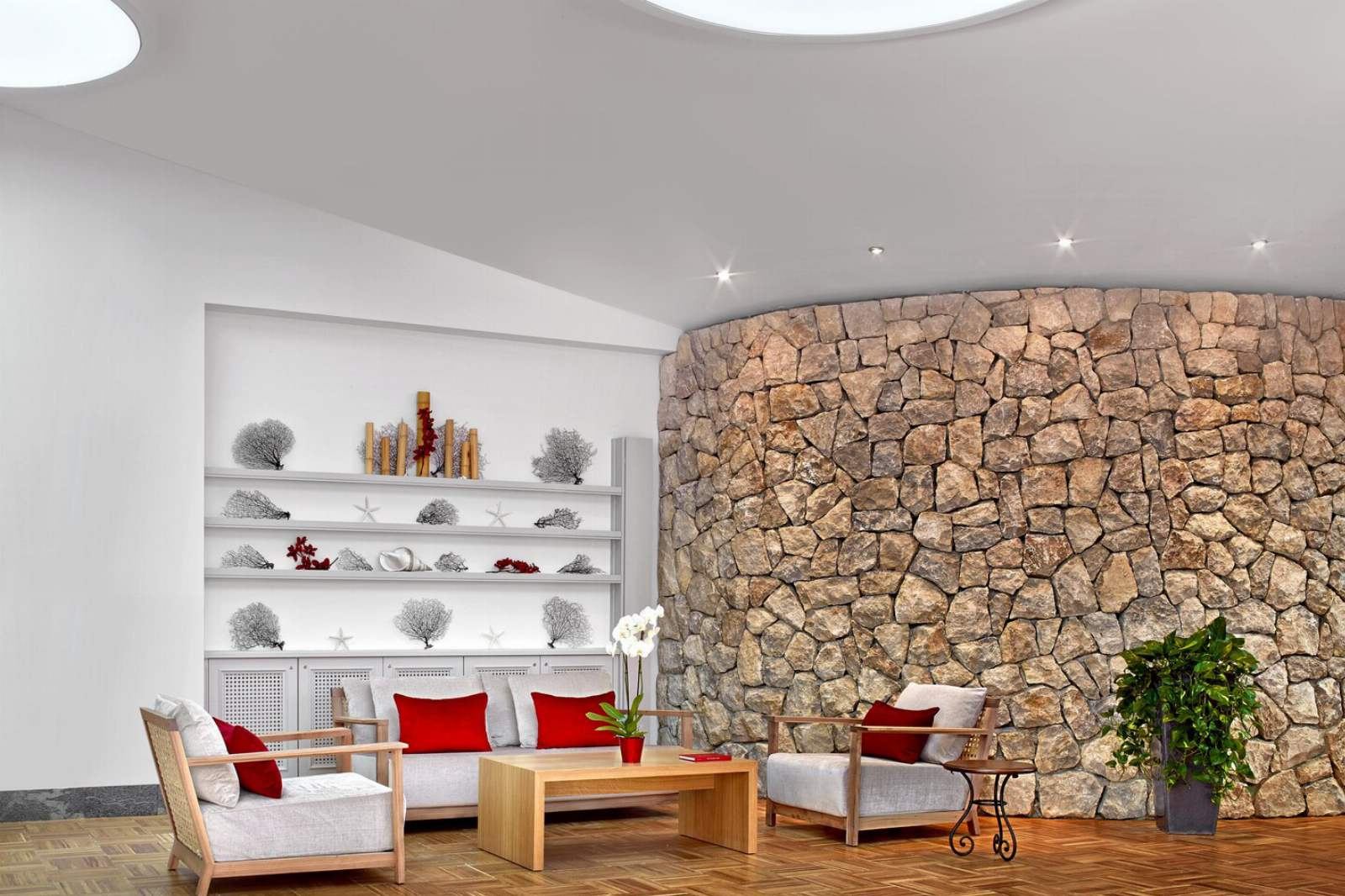 St. Regis Mardavall Resort - Arabella Spa Reception