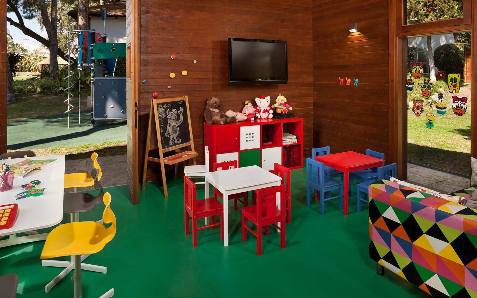 Hotel Gran Melia Don Pepe - Kids club