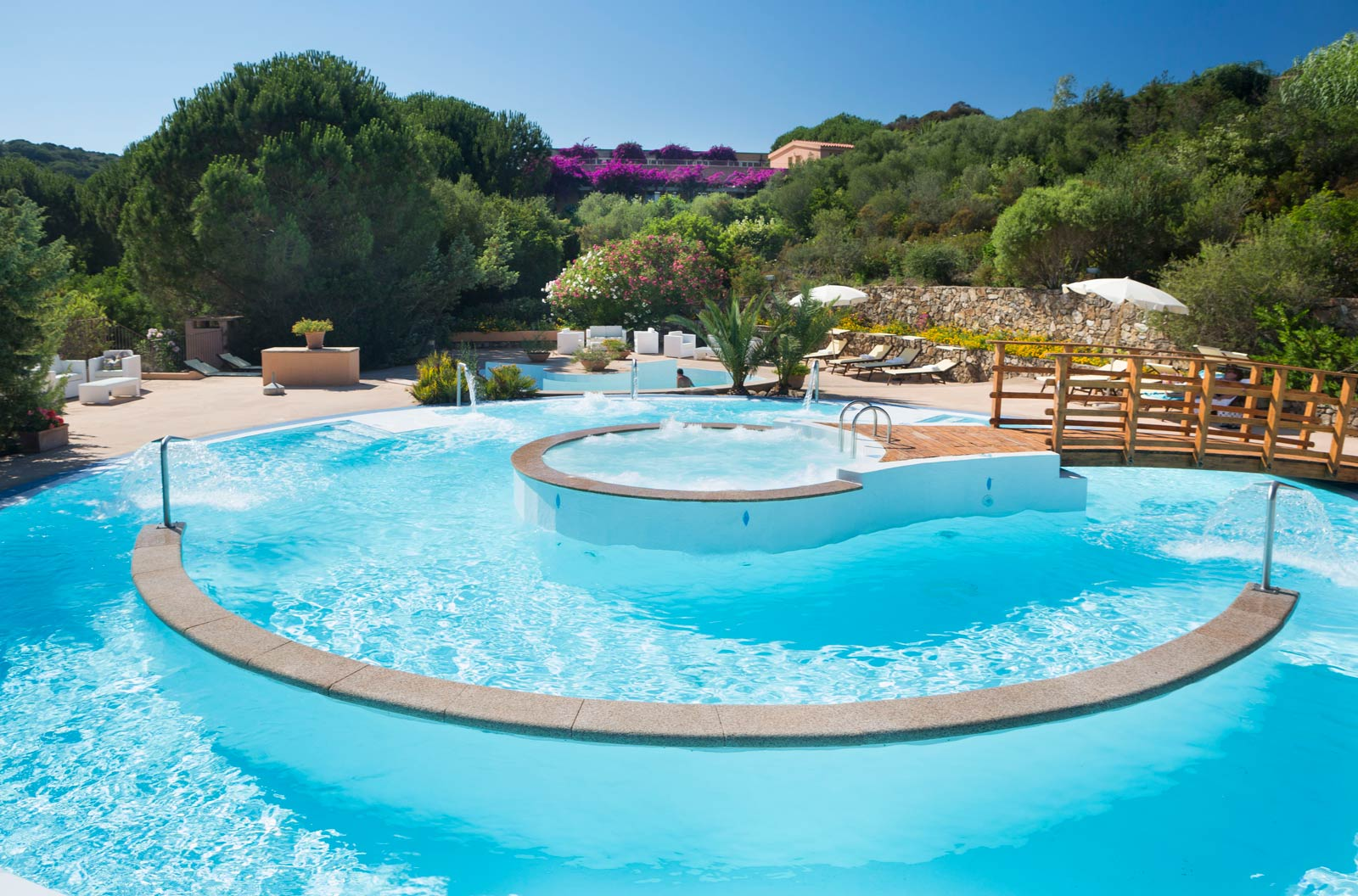 Spa at Park Hotel & Spa Cala di Lepre