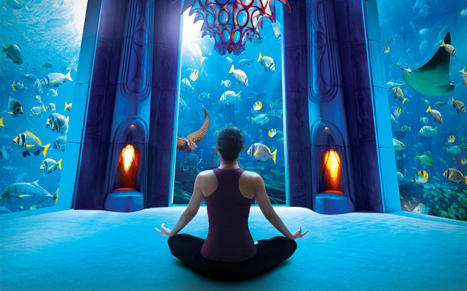 Atlantis, The Palm - Yoga
