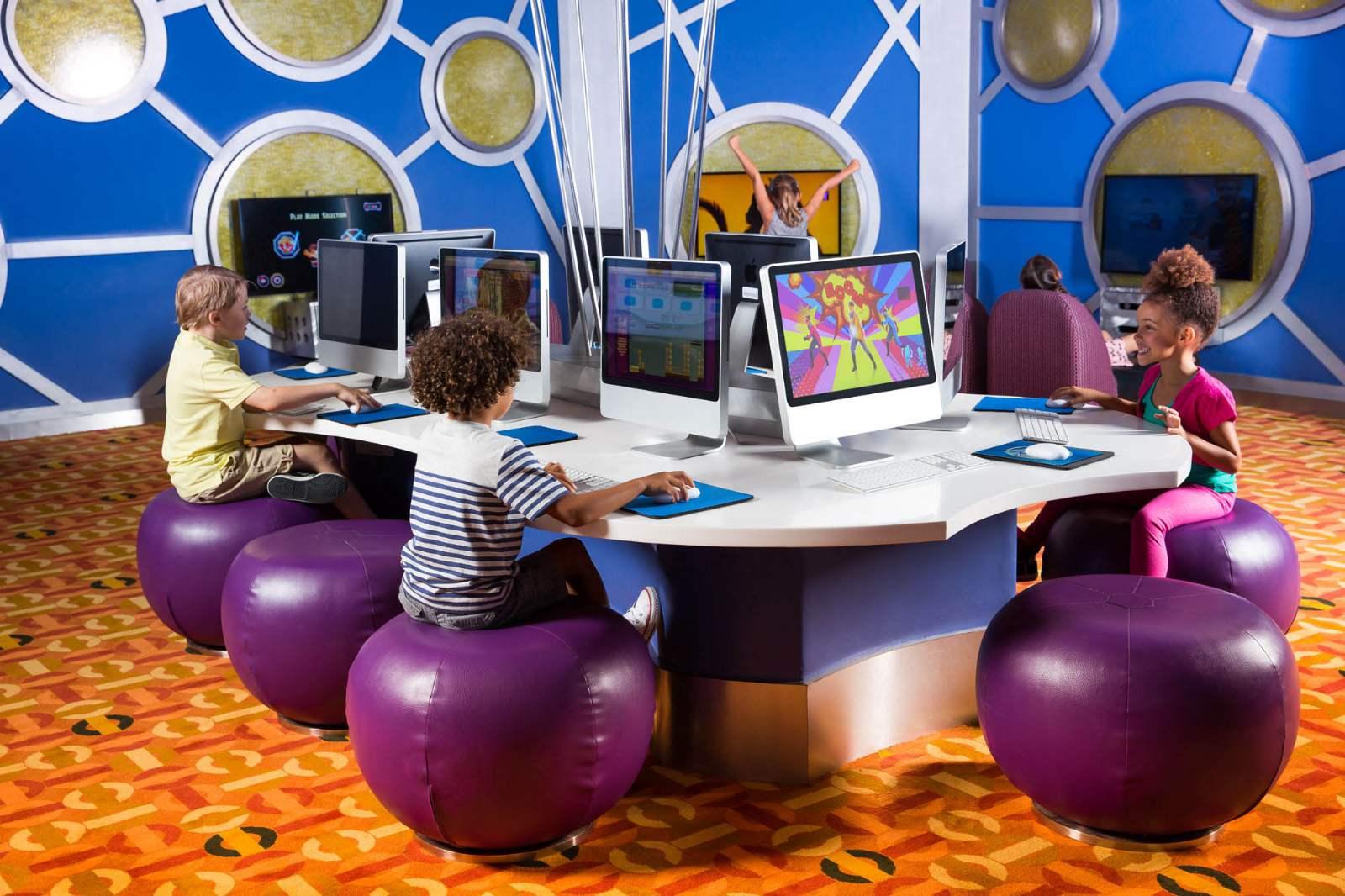 Atlantis, The Palm - Kids Command Centre