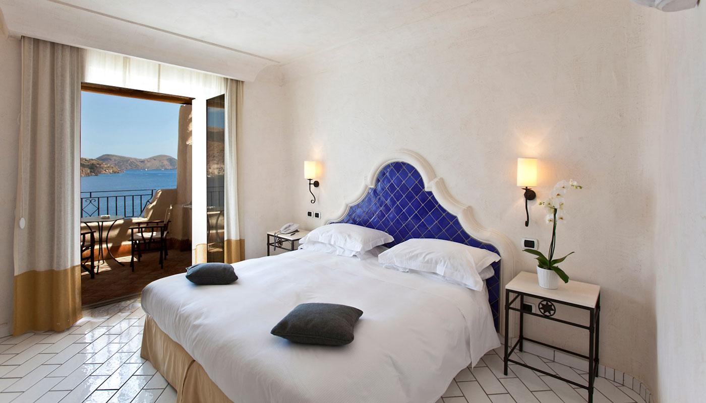 Comfort Room at Therasia Resort & Spa
