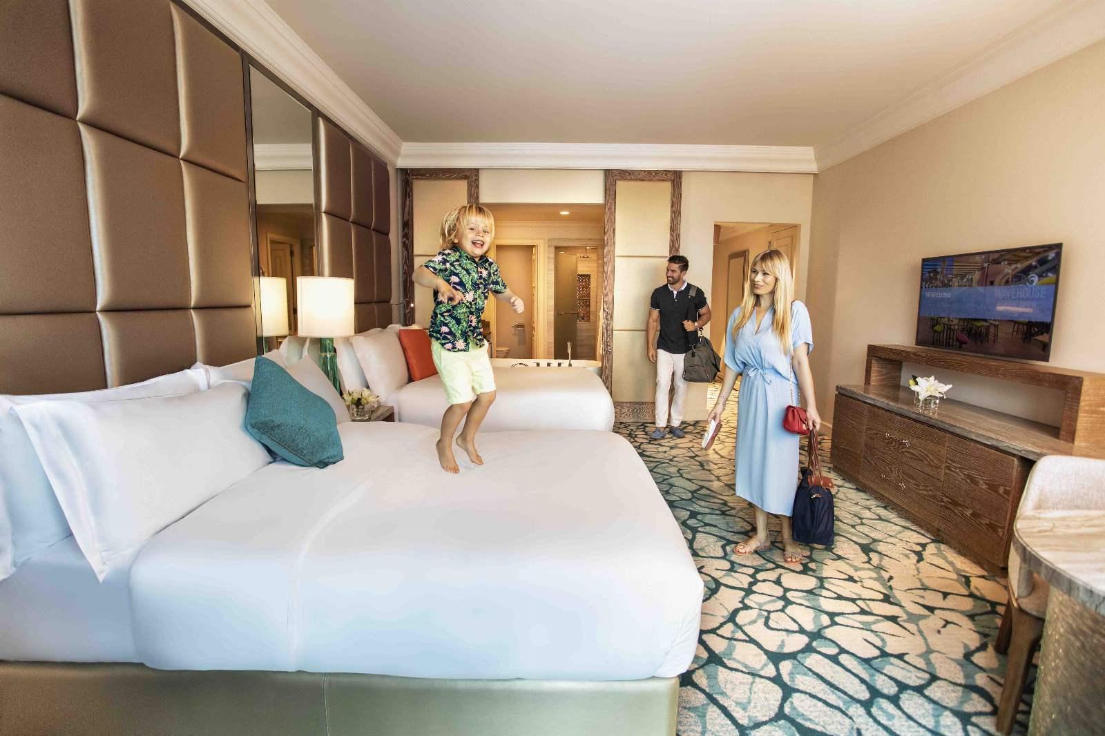 Atlantis, The Palm Ocean Deluxe Room