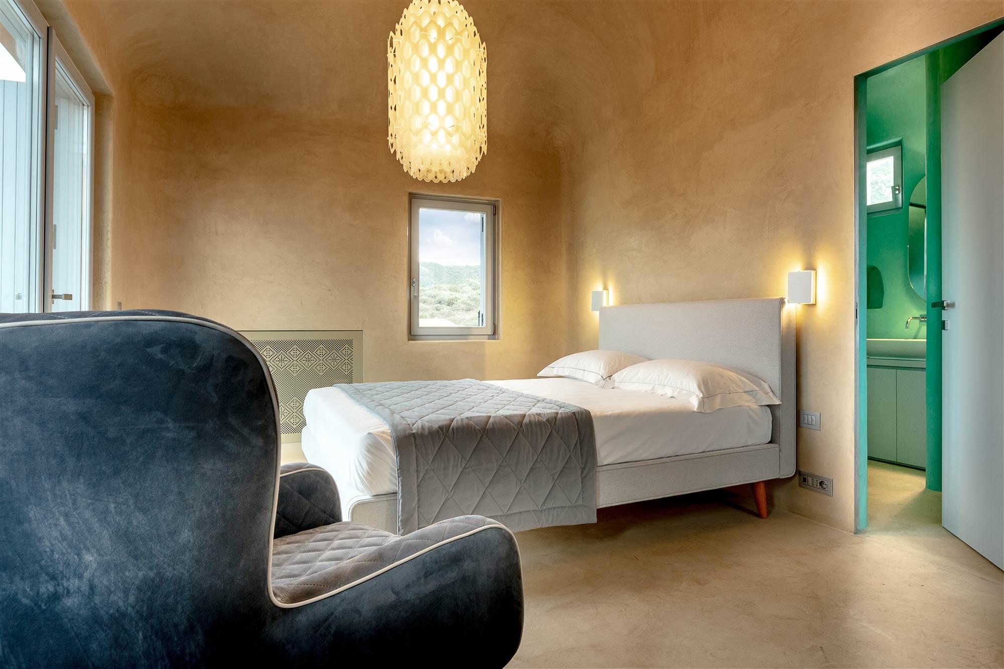 Is Molas - Villa Nea Bedroom