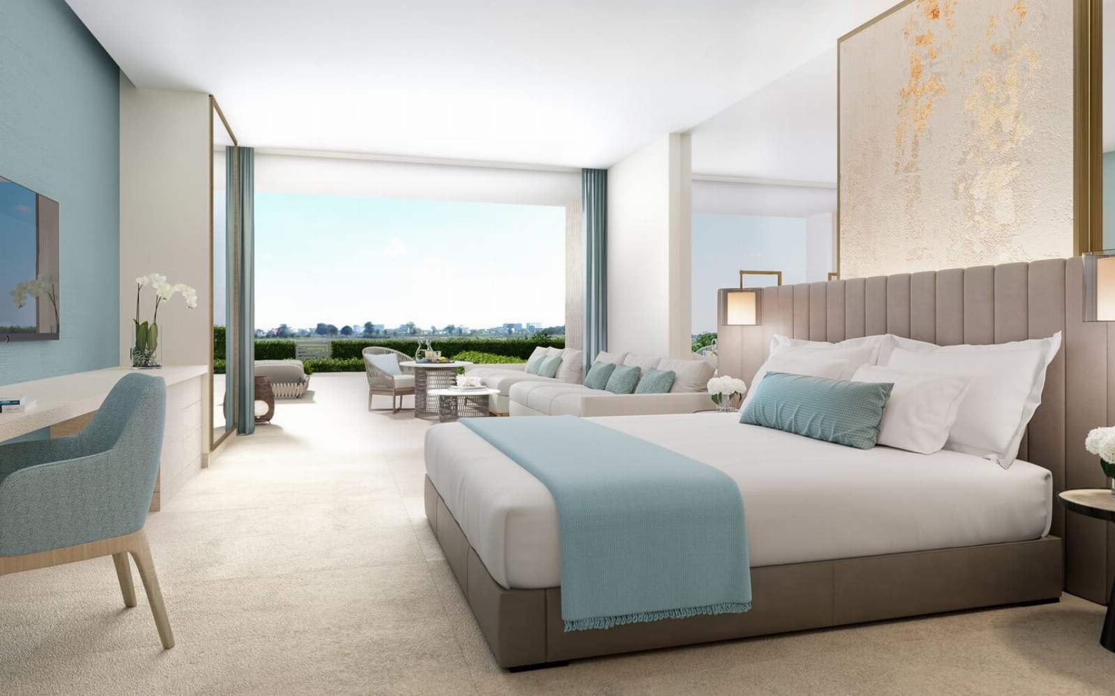 Ikos Andalusia - Junior Suite with private garden