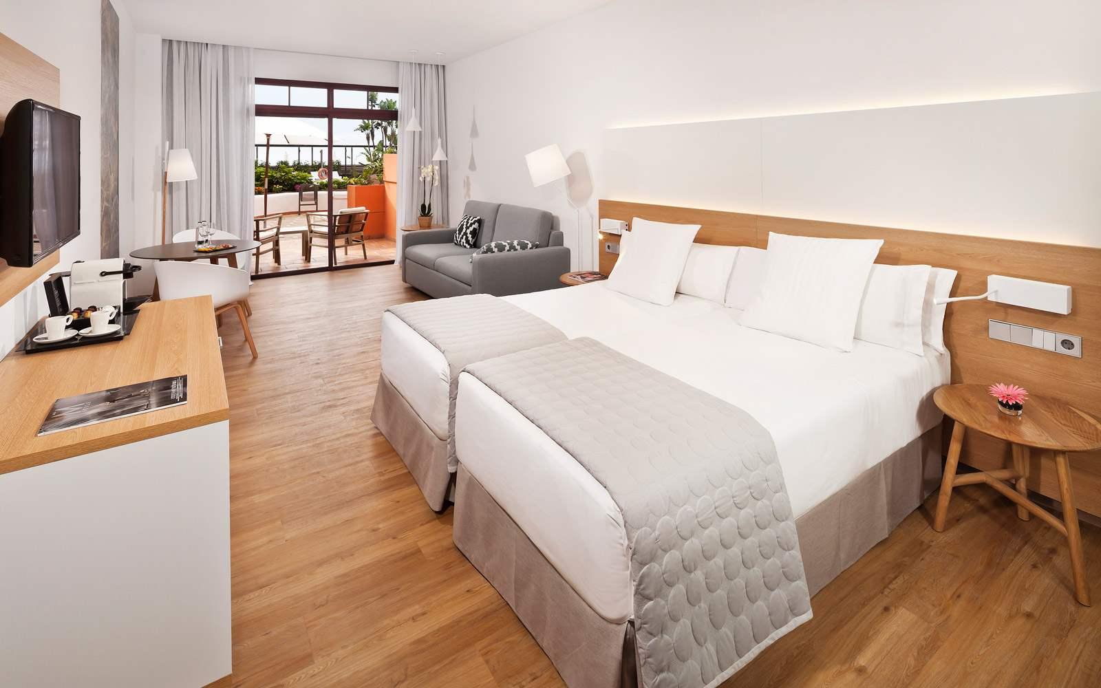 Melia Jardines del Teide - The Level Premium Room