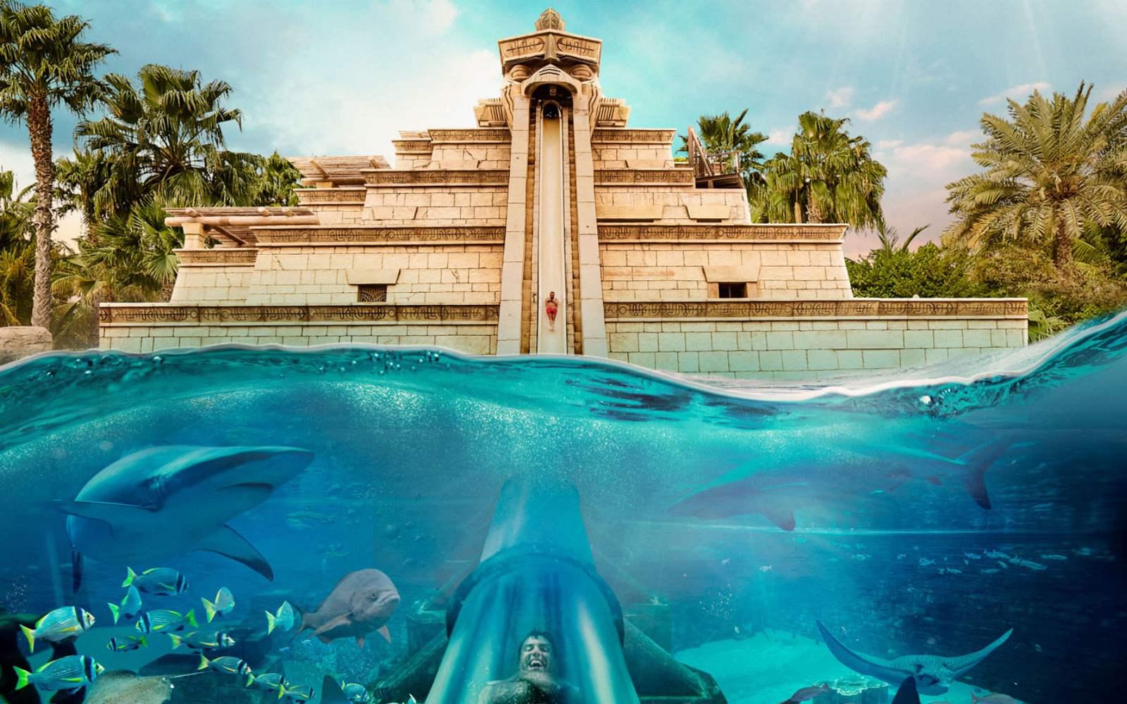 Atlantis, The Palm - Tower of Neptune