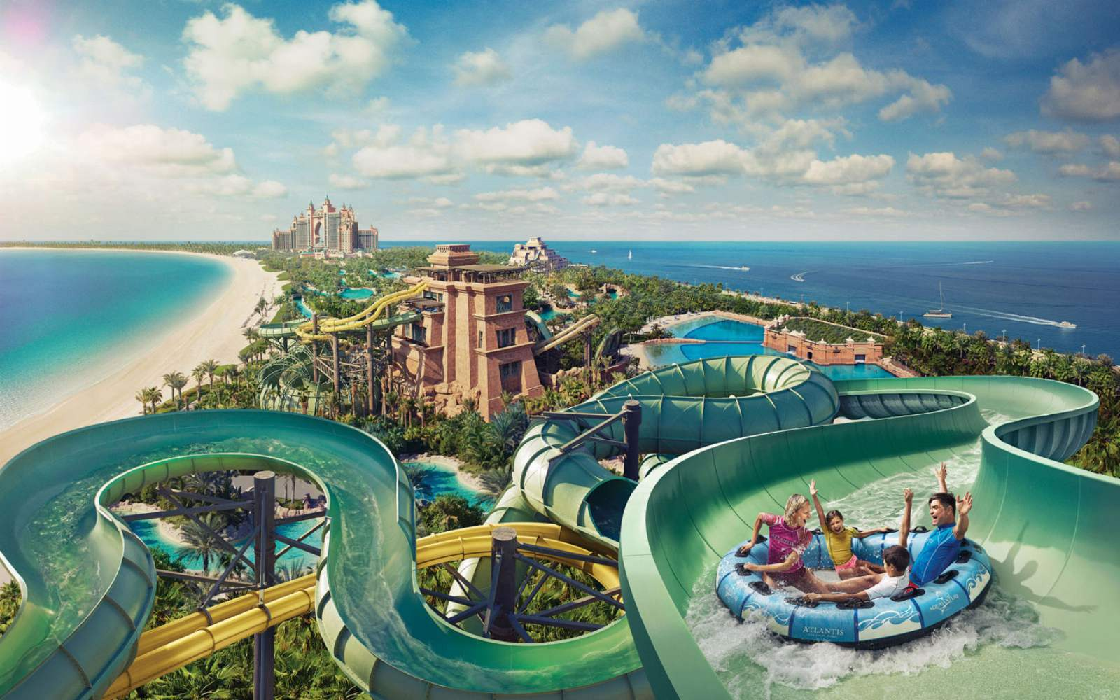 Atlantis, The Palm - Tower of Poseidon
