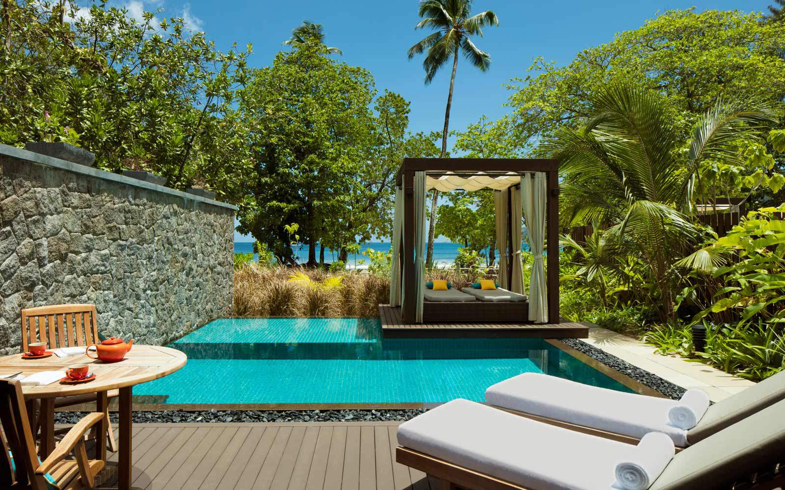 The H Resort Beau Vallon Beach - Beach Villa