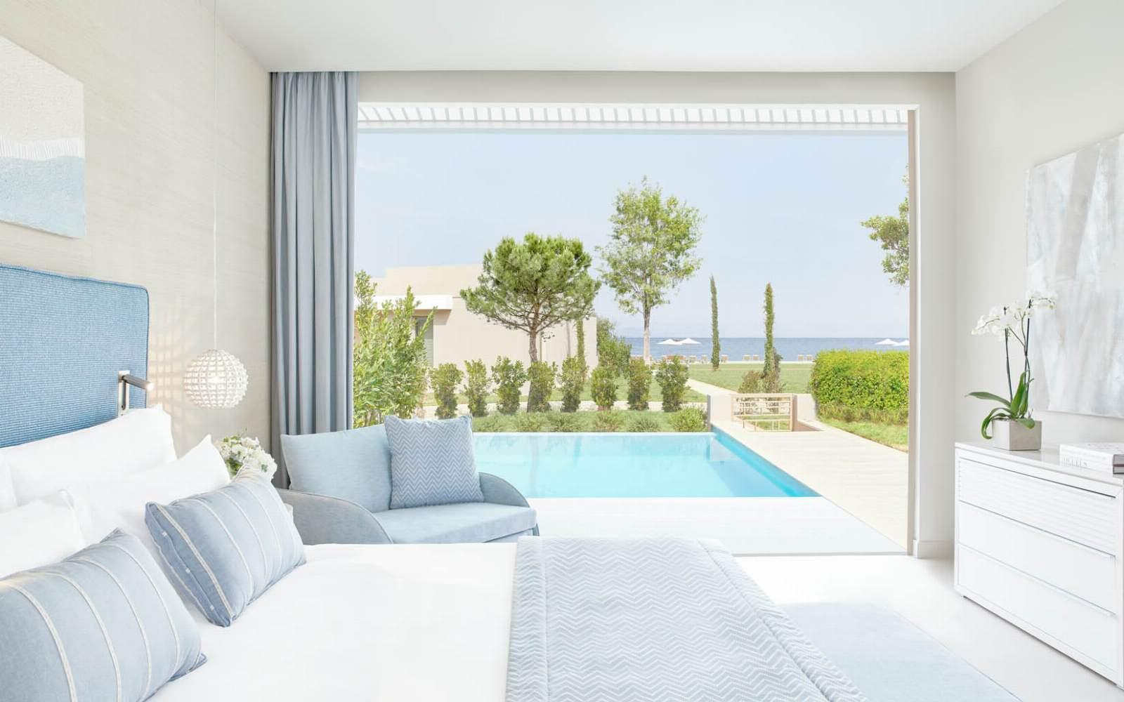 Ikos Dassia Junior Suite With Private Pool
