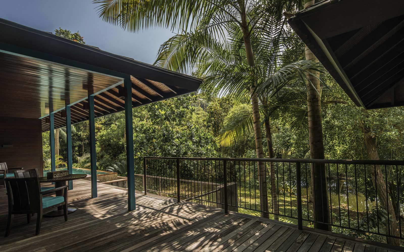 Four Seasons Seychelles - Garden Villa