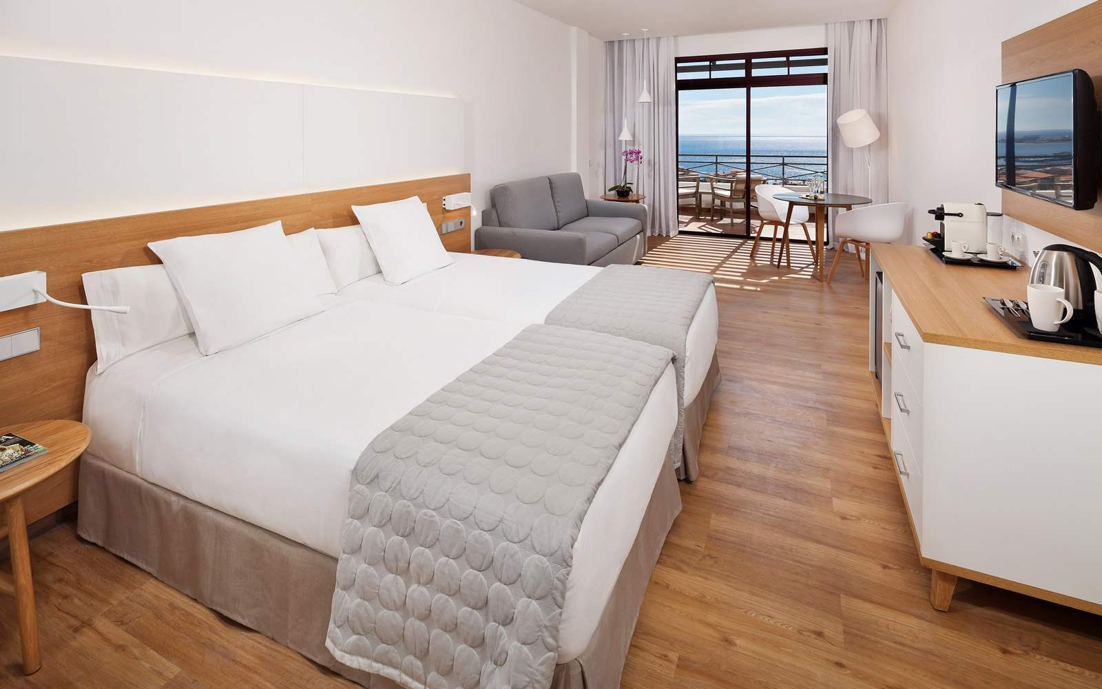 Melia Jardines del Teide - The level Sea View Room
