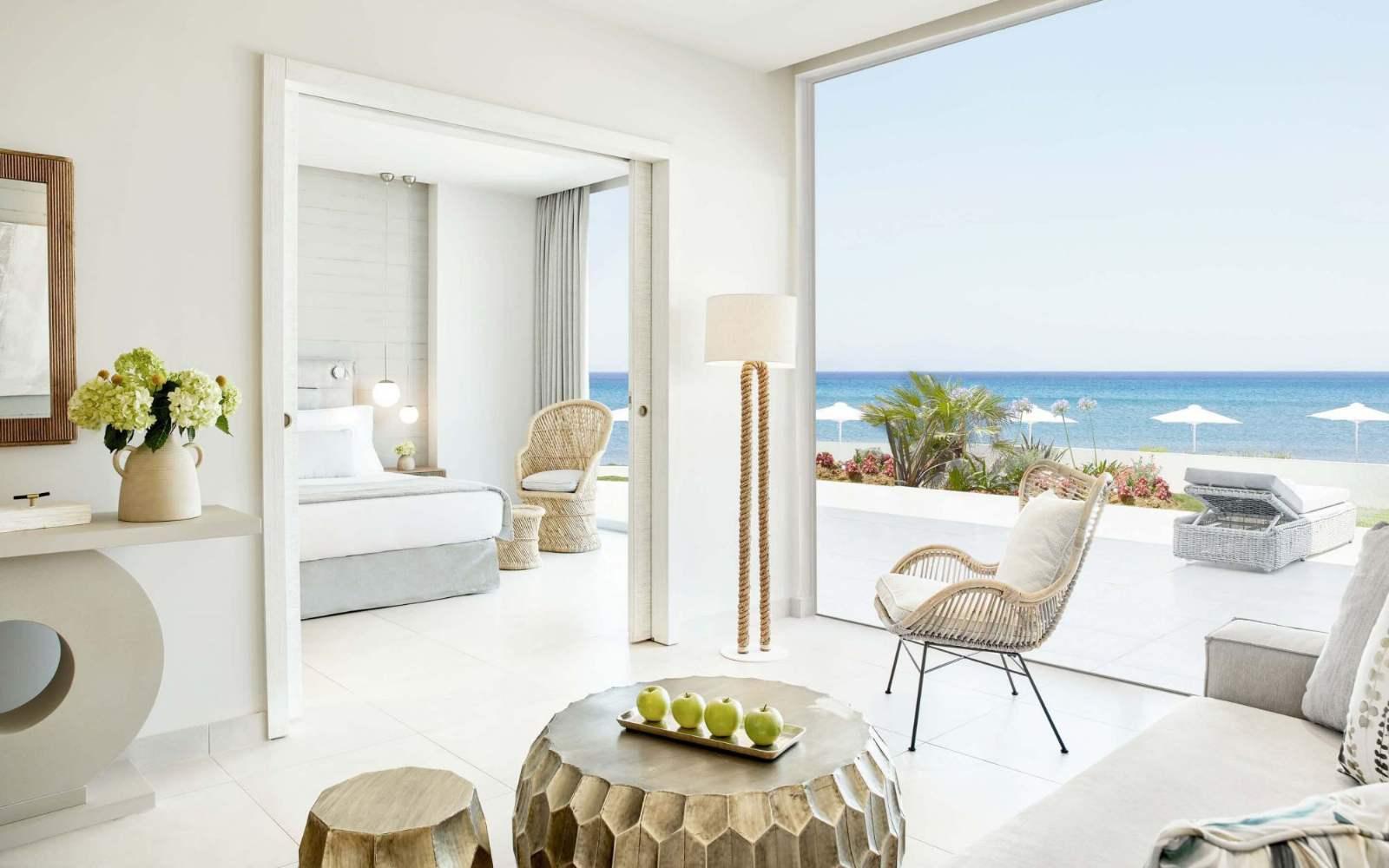 Ikos Aria - One bedroom Suite private garden