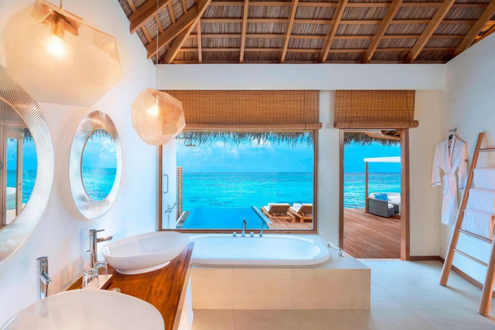 W Maldives - Wonderful Beach Oasis